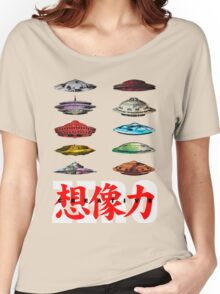 Drop Footage Women's Relaxed Fit T-Shirt