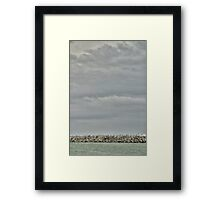 Seascape_6090 Framed Print