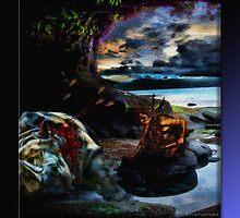 The Hunter by Richard  Gerhard