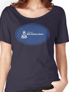 Portland Milk Advisory Board - Portlandia Women's Relaxed Fit T-Shirt