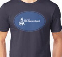 Portland Milk Advisory Board - Portlandia Unisex T-Shirt