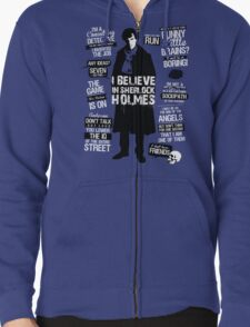 Detective Quotes T-Shirt