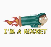 I'm a Rocket! by MilesTheFox