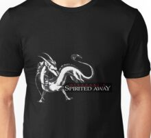 Spirited away dragon Unisex T-Shirt