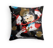 Yippee-Ki-Yay!!! Throw Pillow