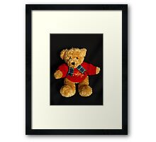 Tattoo Ted of Edinburgh Framed Print