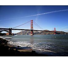 Golden Gate Bridge I Photographic Print