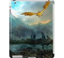 Golden Dragon Mountain iPad Case/Skin