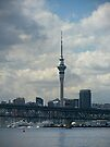 Harbour view of Auckland........! by Roy  Massicks