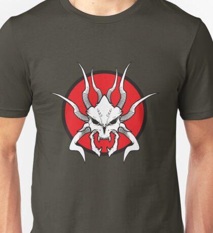 Daemon Skull Unisex T-Shirt