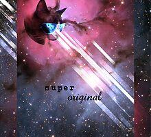 Super Original Poster by Nathan Hamilton