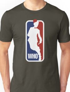 WHO Sport No.11 Unisex T-Shirt