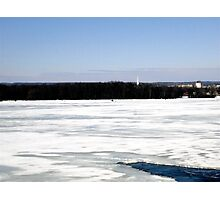 Ottawa River, Ottawa, ON Photographic Print