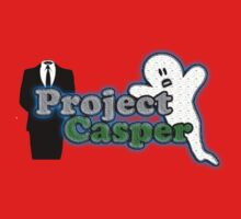 Project Casper T-Shirt by Anonymous Baby Tee