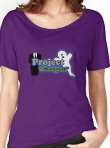 Project Casper T-Shirt by Anonymous Women's Relaxed Fit T-Shirt