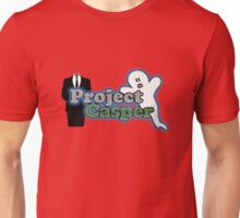 Project Casper T-Shirt by Anonymous Unisex T-Shirt
