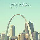 St. Louis, MO by Hilary Walker