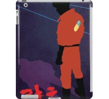 Akira!! minimalist / pop art inspired iPad Case/Skin