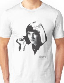 Mia Wallace by burro Unisex T-Shirt