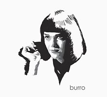 Mia Wallace by burro Men's Baseball ¾ T-Shirt