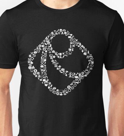 Raphaël · Icons · Dark T-Shirt