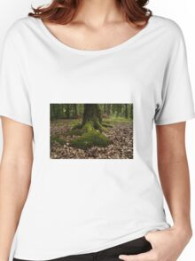 Tree Trunk Women's Relaxed Fit T-Shirt