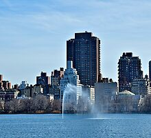 Upper East Side in NYC by Ellen Rosen Singer