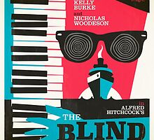 Alfred Hitchcock's The Blind Man by Stuart Manning by Stuart Manning
