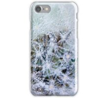 Fluffy Dew Drop iPhone Case/Skin