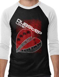 Dubstep Lover Men's Baseball ¾ T-Shirt