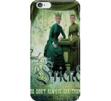 Friends Are Like Stars iPhone Case/Skin