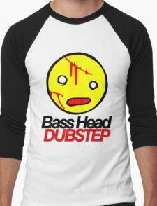 Bass Head Dubstep  Men's Baseball ¾ T-Shirt