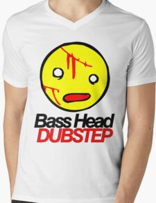 Bass Head Dubstep  Mens V-Neck T-Shirt