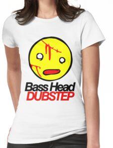 Bass Head Dubstep  Womens Fitted T-Shirt