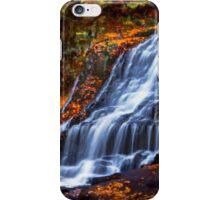 Wadsworth Falls iPhone Case/Skin
