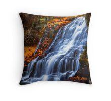 Wadsworth Falls Throw Pillow