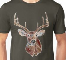 Geometric Buck Unisex T-Shirt
