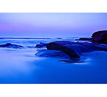 Dawn on the Beach Photographic Print