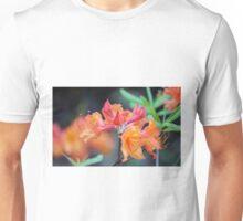 Pink And Peach Wild Azaleas  Unisex T-Shirt