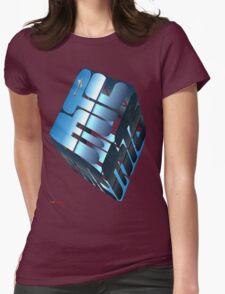 MTC = Empty Sea = Empty C Womens Fitted T-Shirt