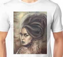 Ice Queen - Magical Wintery Woman Unisex T-Shirt
