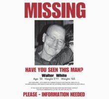 Walter white/MISSING