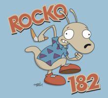Rocko 182 Baby Tee