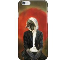 Sadcrow iPhone Case/Skin