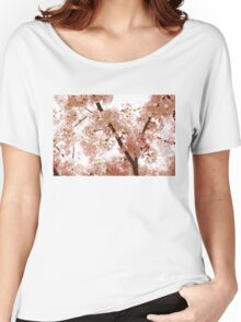 Pink Cherry Blossoms - Impressions Of Spring Women's Relaxed Fit T-Shirt