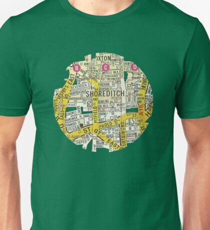 Shoreditch Unisex T-Shirt