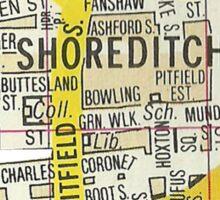 Shoreditch Sticker