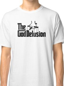 The God Delusion logo Classic T-Shirt
