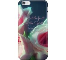Dreams in Roses iPhone Case/Skin