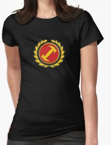 Stonecutters tee Womens Fitted T-Shirt